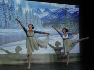 Espaço Ballet Carmem - Ballet Juvenil - Grade III