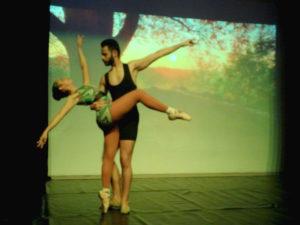 Espaço Ballet Carmem - Ballet Adulto - Pas de Deux
