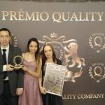 Prêmio Quality - Espaço Ballet Carmem