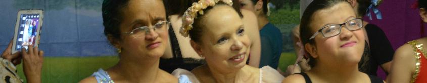 Espaço Ballet Carmem - Magali e Paloma