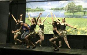 Sapateado - Espaço Ballet Carmem