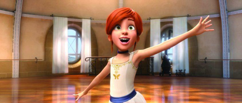 A bailarina - Espaço Ballet Carmem