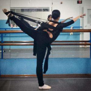 Espaço Ballet Carmem_Alongamento